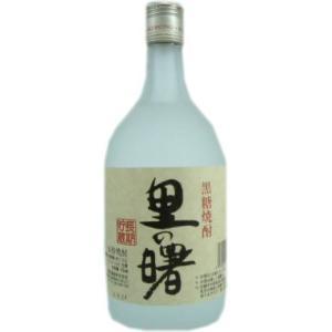 黒糖焼酎 里の曙 25度720ml町田酒造(鹿児島県産)|obasaketen