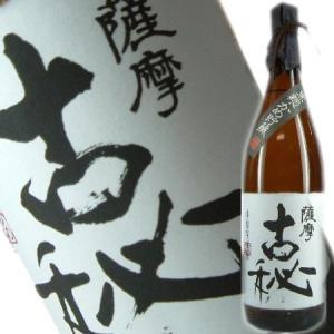 芋焼酎 薩摩古秘 25度 1800ml|obasaketen