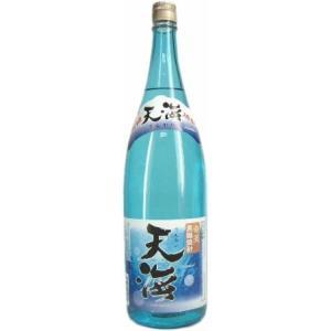 黒糖焼酎 天海(てんかい) 25度 1800ml奄美大島開運酒造(鹿児島県産)|obasaketen