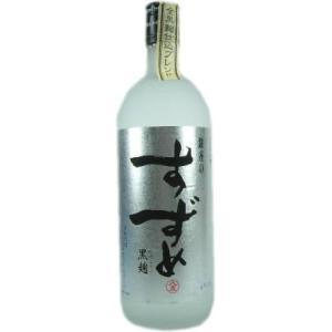 麦焼酎 銀座のすずめ黒25度720ml八鹿酒造(大分県産)|obasaketen