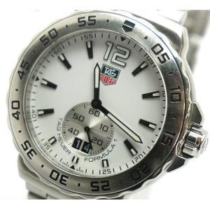 中古 良品 TAG Heuer タグホイヤー フォーミュラー1 メンズ 腕時計 クォーツ WAU1113|obatays