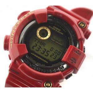 中古 安心価格 CASIO カシオ G-SHOCK Gショック フロッグマン 30周年記念モデル メンズ 腕時計 ソーラー GF-8230A|obatays