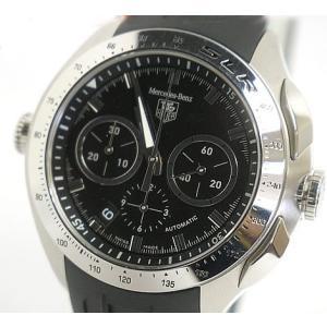 中古 美品 TAG Heuer タグホイヤー SLR クロノグラフ メルセデス ベンツ メンズ 腕時計 自動巻 CAG2110|obatays