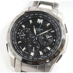 中古 美品 CASIO カシオ オシアナス メンズ 腕時計 チタン 電波ソーラー OCW-T601|obatays