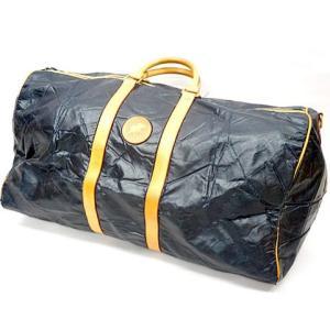 中古 安心価格 難あり ハンティングワールド ボストンバッグ 旅行鞄|obatays