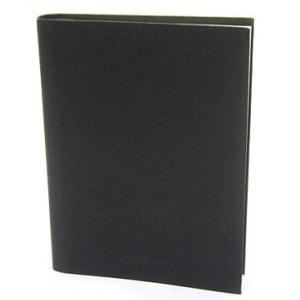 中古 美品 BVLGARIブルガリ アドレス帳 メモ帳 ブラック|obatays