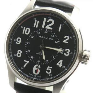 中古 良品 HAMILTON ハミルトン カーキ フィールド オフィサー 自動巻 メンズ 腕時計 H706150|obatays