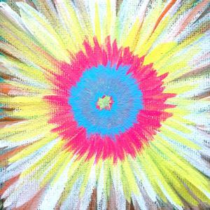 絵画 モダン アートパネル アート インテリア 雑貨 おしゃれ ロココロ 抽象画 画家 : ごま 作品 : はじまりのとき。|obeolysco
