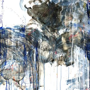 絵画 モダン アートパネル アート インテリア 雑貨 おしゃれ ロココロ 抽象画 画家 : tamajapan 作品 : t-24|obeolysco