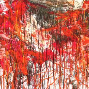 絵画 モダン アートパネル アート インテリア 雑貨 おしゃれ ロココロ 抽象画 画家 : tamajapan 作品 : t-27|obeolysco