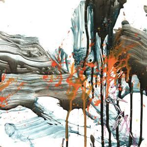 絵画 モダン アートパネル アート インテリア 雑貨 おしゃれ ロココロ 抽象画 画家 : tamajapan 作品 : t-34|obeolysco
