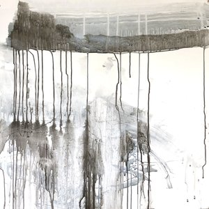 絵画 モダン アートパネル アート インテリア 雑貨 おしゃれ ロココロ 抽象画 画家 : tamajapan 作品 : t-38|obeolysco