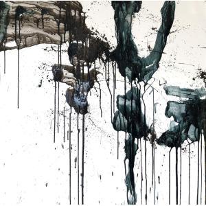 絵画 モダン アートパネル アート インテリア 雑貨 おしゃれ ロココロ 抽象画 画家 : tamajapan 作品 : t-39|obeolysco