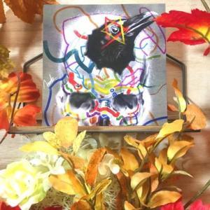 絵画 モダン アートパネル アート インテリア 雑貨 おしゃれ ロココロ 現代アート イグアナ 爬虫類 動物 アニマル  画家 : nob 作品 : L&D02|obeolysco