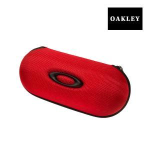 bf4c1ca9f4 オークリー スポーツ サングラス ケース OAKLEY LARGE SOFT VAULT CASE ケース RED 100-286-001