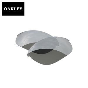 オークリー スポーツ サングラス 交換レンズ OAKLEY HALF JACKET ハーフジャケット SLATE IRIDIUM 13-393 マイクロバックなし|oblige