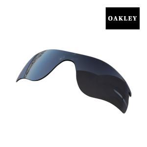 オークリー レーダーロックパス サングラス 交換レンズ 43-532 OAKLEY RADARLOCK PATH スポーツサングラス BLACK IRIDIUMの画像