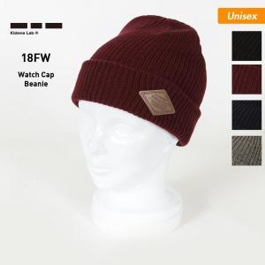 Kidona Lab/キドゥナラボ メンズ&レディース 二つ折り ニット帽 ダブル 帽子 ぼうし ニットキャップ ビーニー スキー スノーボード 防寒 18SWK-01|oc-sports