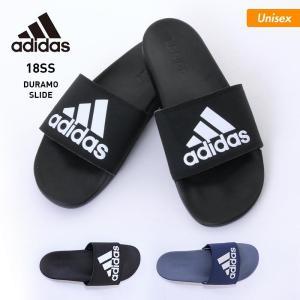 adidas/アディダス メンズ&レディース ロッカー サンダル クッション さんだる シャワーサンダル ADILETTE_CF_LOGO oc-sports