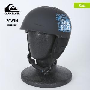 QUIKSILVER/クイックシルバー キッズ ウインタースポーツ用 ヘルメット 頭部保護 グラトリ スノーボード スキー スノボ EQBTL03013 oc-sports