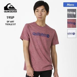 QUIKSILVER/クイックシルバー メンズ 半袖 Tシャツ ティーシャツ ロゴ QST191050 oc-sports