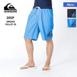 QUIKSILVER/クイックシルバー メンズ サーフパンツ ボ−ドショ−ツ ひざ丈 無地 ロゴ 水着 海水浴 プール ビーチ アウトドア みずぎ EQYJV03577 oc-sports