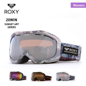 ROXY/ロキシー レディース スノーボード ゴーグル スノー用ゴーグル スキーゴーグル スノボ 紫外線カット UVカット 球面レンズ ERJTG03108|oc-sports