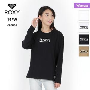 ROXY/ロキシー レディース 長袖 Tシャツ ティーシャツ ロングスリーブ ロングTシャツ ロンT RLT194038|oc-sports