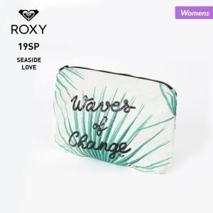 ROXY/ロキシー レディース ポーチ 化粧ポーチ コスメポーチ 小物入れ ロゴ ミニポーチ ERJAA03545|oc-sports