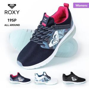 ROXY/ロキシー レディース スニーカー シューズ くつ 靴 スポーツ カジュアル フィットネス RFT191305|oc-sports