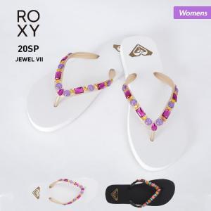 ROXY/ロキシー レディース ビーチサンダル サンダル ペタサンダル ビーサン シャワーサンダル 柄 ARJL100880|oc-sports