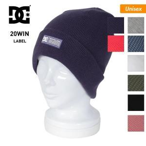 DC SHOES/ディーシーシューズ メンズ&レディース ダブル ニット帽 帽子 ぼうし ニットキャップ ビーニー スノーボード スノボ スキー 防寒 折り返し EDYHA03095|oc-sports
