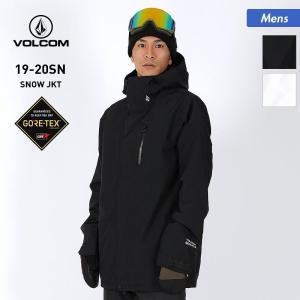 VOLCOM/ボルコム メンズ GORE-TEX スノーボードウェア ジャケット スノボウェア スノボーウェア ウエア スキーウェア 上 ゴアテックス G0651904 oc-sports