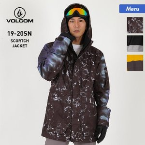 VOLCOM/ボルコム メンズ スノーボードウェア ジャケット スノージャケット スノーウェア スキーウェア スキージャケット 上 スノボウェア G0652009 oc-sports