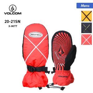 VOLCOM/ボルコム メンズ ミトン スノーボード グローブ ミトングローブ スノーグローブ スノボ スキー 手袋 てぶくろ 手ぶくろ J6852114 oc-sports