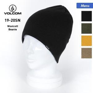 VOLCOM/ボルコム メンズ シングル ニット帽 帽子 ぼうし ニットキャップ ビーニー スノーボード スノボ スキー 防寒 J5852002|oc-sports