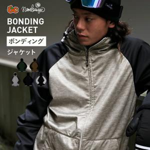 スノーボード ウェア ボンディング ジャケット 単品 メンズ レディース スノーウェア スキーウェア スノボ 撥水 防水 age-770FB|oc-sports