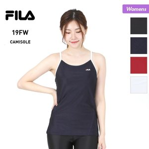 FILA/フィラ レディース キャミソール パット付き インナー フィットネスウェア ウエア ヨガウェア 349241|oc-sports