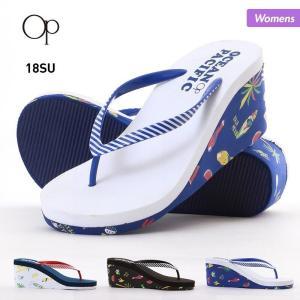 OP/オーシャンパシフィック レディース 厚底 ビーチサンダル ビーサン さんだる 528-933 oc-sports