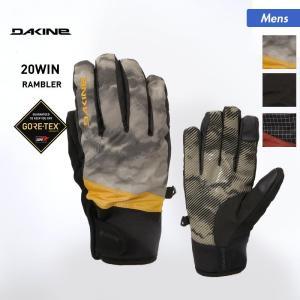 DAKINE/ダカイン メンズ GORE-TEX スノーボード グローブ スキーグローブ 五本指 五指 手袋 てぶくろ 手ぶくろ スノボ 防寒 ゴアテックス AJ237-720|oc-sports