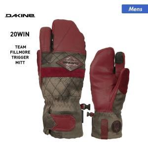 DAKINE/ダカイン メンズ スノーボード グローブ トリガー スノーグローブ スキーグローブ 防寒 スノボ 手袋 手ぶくろ てぶくろ AJ237-723|oc-sports