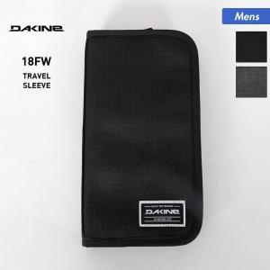 DAKINE/ダカイン メンズ パスポートケース 旅券ケース パスケース カードケース ジップ付き 小銭入れ 小物入れ AI237-212|oc-sports