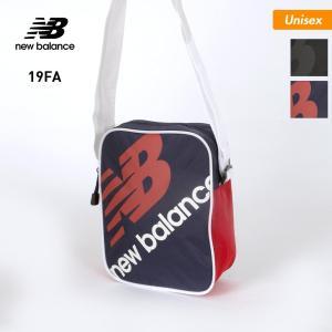 NEW BALANCE/ニューバランス メンズ&レディース サコッシュ ショルダーバッグ ミニバッグ 小物入れ かばん 鞄 JABL9729|oc-sports