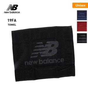 NEW BALANCE/ニューバランス メンズ&レディース フェイスタオル スポーツタオル フェースタオル コットン MA934305|oc-sports