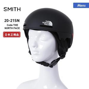 SMITH/スミス メンズ ウインタースポーツ用 ヘルメット 日本正規品 スノーボード スノボ スキー 頭部保護 BOAダイヤル THE NORTH FACE コラボ Code|oc-sports