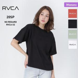 RVCA/ルーカ レディース 半袖 Tシャツ ティーシャツ トップス ロゴ ルカ BA043-213 oc-sports