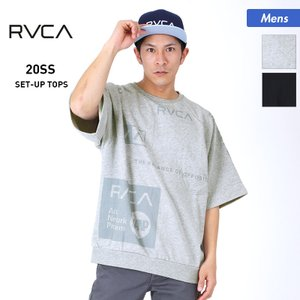 RVCA/ルーカ メンズ ビッグシルエット Tシャツ ティーシャツ トップス ロゴ BA041-320 oc-sports