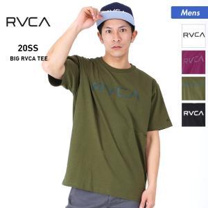 RVCA/ルーカ メンズ 半袖 Tシャツ ティーシャツ トップス ロゴ BA041-249 oc-sports