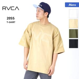 RVCA/ルーカ メンズ 半袖 Tシャツ ティーシャツ トップス ロゴ BA041-254|oc-sports