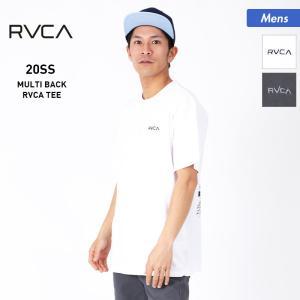 RVCA/ルーカ メンズ 半袖 Tシャツ ティーシャツ トップス ロゴ BA041-264|oc-sports